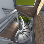 CS Progettazione Rendering 3d Mentana